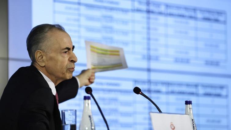 Galatasaray Başkanı Mustafa Cengiz: Fatih Terim kendini başkan üstü görüyor
