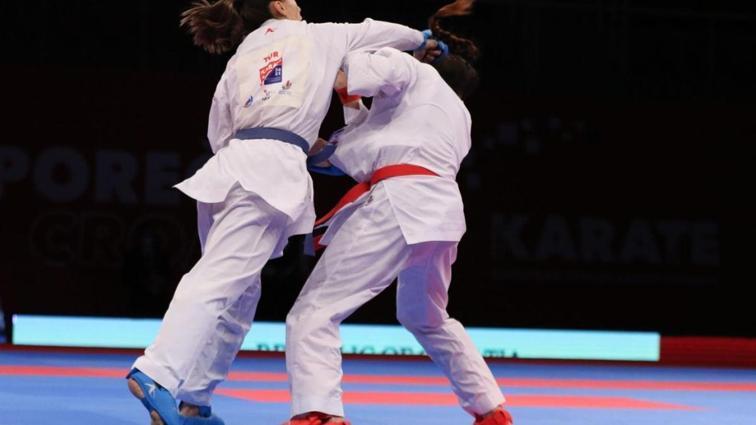 Milli karatecilerden Avrupa Karate Şampiyonası'nda madalya şov