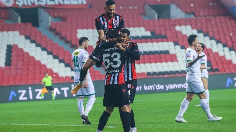 TFF 1. Lig'de play off heyecanı devam ediyor