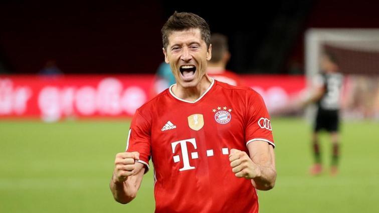 Avrupa'nın gol krallığı listesinde Robert Lewandowski farkı