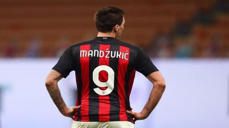 Milan ile Mario Mandzukic'in yolları ayrıldı