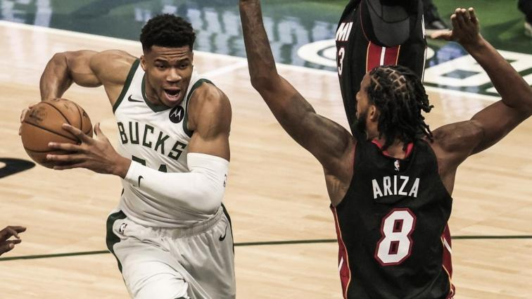 Milwaukee Bucks, Miami Heat karşısında seriyi 2-0'a getirdi
