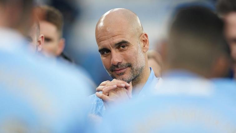 Pep Guardiola, İngiltere'de yılın teknik direktörü seçildi