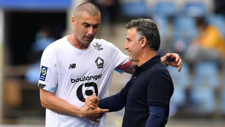 Şampiyon yaptı ve gitti! Lille'de teknik direktör Christophe Galtier, görevi bıraktı
