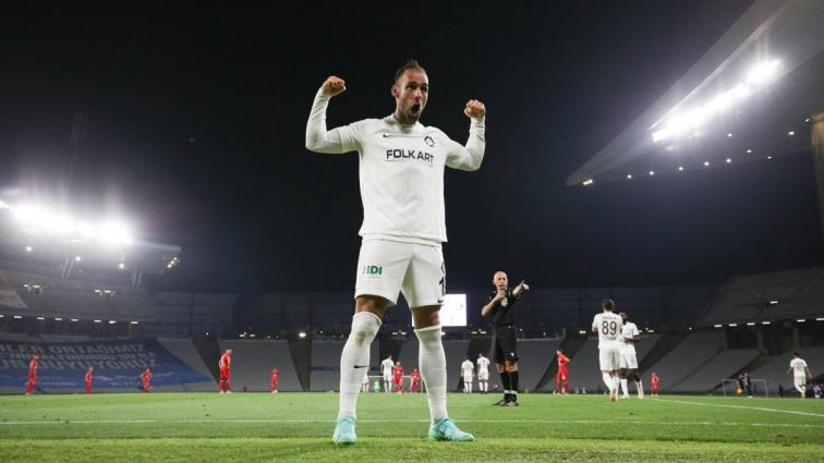 'Bay gol'  Marco Paixao, Altay'a Süper Lig'i getirdi!