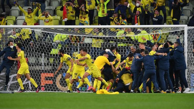 UEFA Avrupa Ligi'nde şampiyon Villarreal!