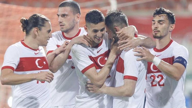 Milliler'den EURO2020 öncesi rahat prova