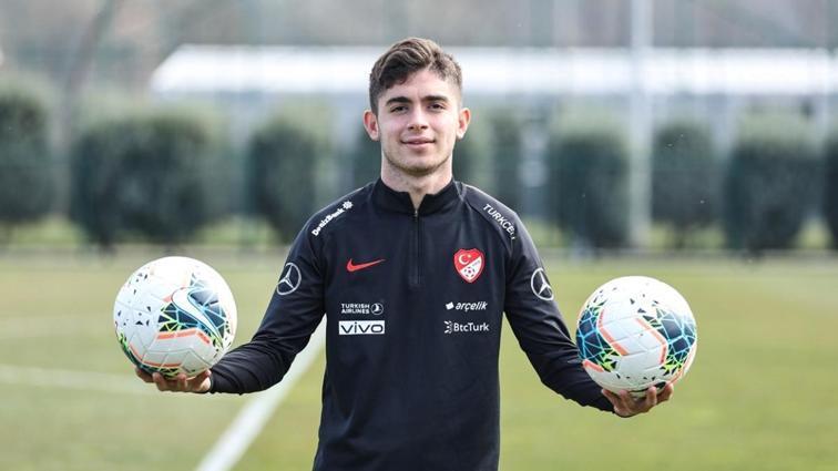 Altınordu forması giyen Burak İnce adım adım Bayer Leverkusen'e gidiyor