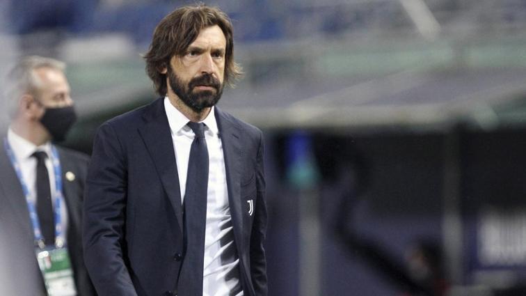 Juventus, Andrea Pirlo'nun görevine son verdi