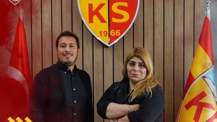 Kayserispor Ali Naibi'yi resmen duyurdu