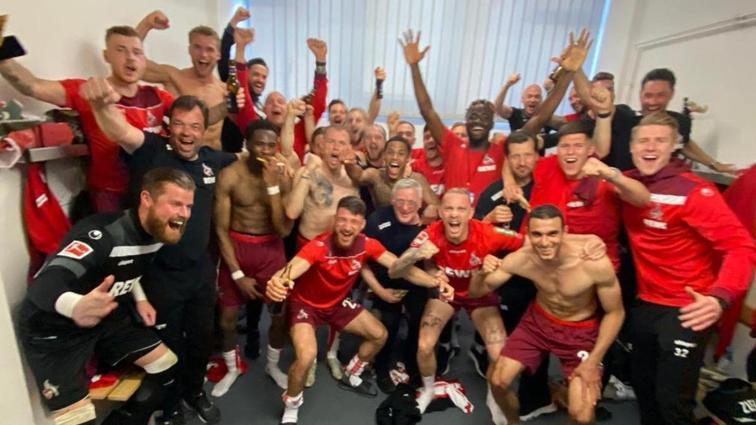 Köln, Bundesliga'da kalmayı başardı
