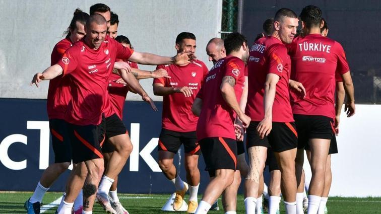 Milli Takım, EURO 2020 mesaisini sürdürüyor