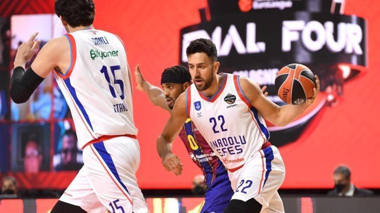 EuroLeague Final Four'unun MVP'si Vasilije Micic seçildi