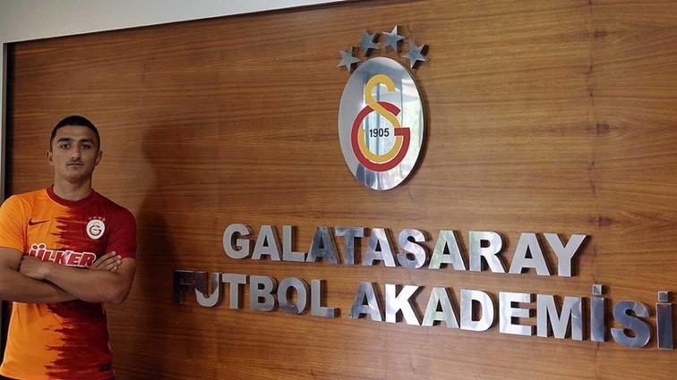 Galatasaray'a altyapıdan takviye! 2 yıllık sözleşme...
