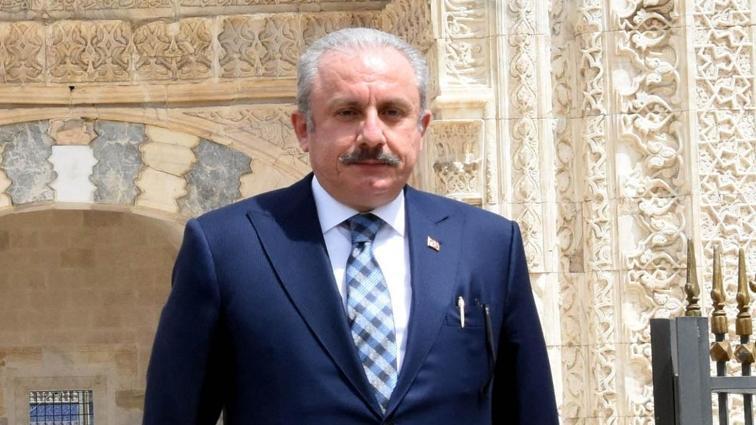 TBMM Başkanı Mustafa Şentop'tan Anadolu Efes'e tebrik