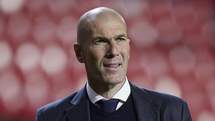 Zidane: 'Burada yaptıklarımıza saygı duyulmasını beklerdim'