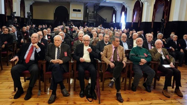 Galatasaray'da Divan Kurulu başkanlık seçimi gerçekleşiyor