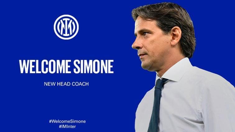 Inter Conte'nin yerine Inzaghi'yi getirdiğini açıkladı