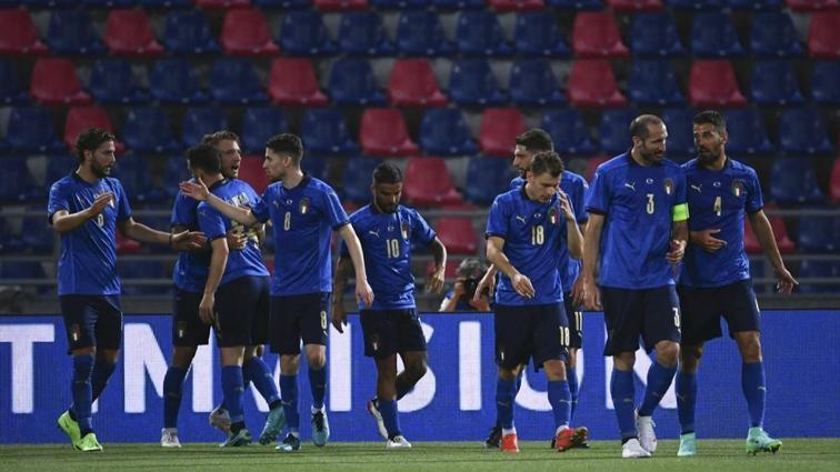 Hazırlık maçında İtalya, Çekya'yı farklı mağlup etti