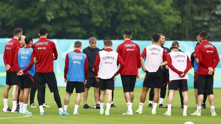 Milli Takım, EURO 2020 hazırlıklarını sürdürüyor