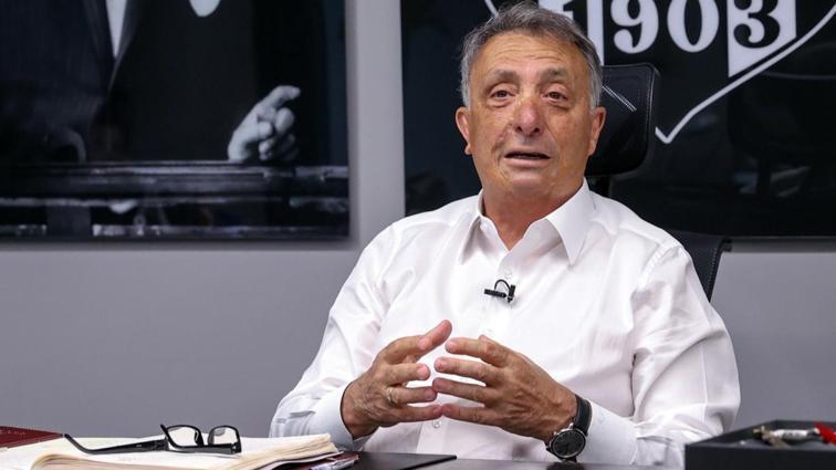Ahmet Nur Çebi'den Galatasaray'a gönderme: Tedavi olsunlar