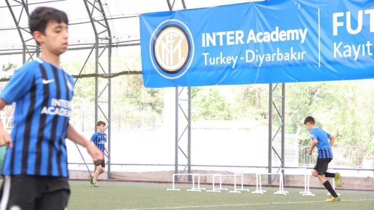 Diyarbakır'a Inter akademi