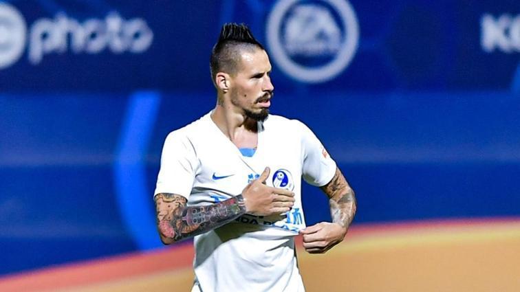 Son dakika Trabzonspor haberleri... Marek Hamsik'te mutlu son
