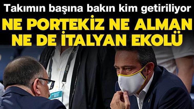 Fenerbahçe'de teknik direktör için Ali Koç'un işaret ettiği isim Zlatko Dalic