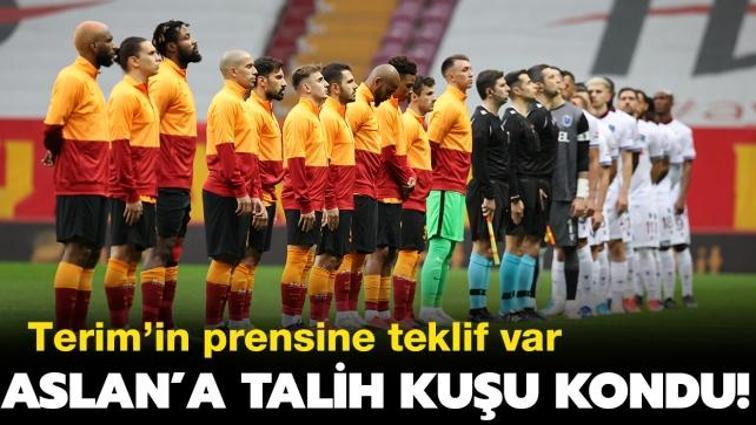Son dakika Galatasaray haberleri... Aslan'ın başına talih kuşu kondu: Kerem Aktürkoğlu'na Marsilya'dan teklif var!