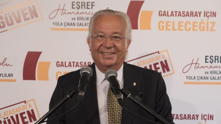 Eşref Hamamcıoğlu: Fatih Terim'le görüşeceğiz ama anlaşamazsak B planımız var