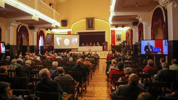 Galatasaray'da divan kurulu toplantısı tarihi belli oldu