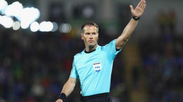 İtalya - Türkiye maçına Hollandalı hakem heyeti atandı