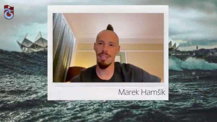 Marek Hamsik: 'Önümüzdeki sezon için çok sıkı çalışacağız'
