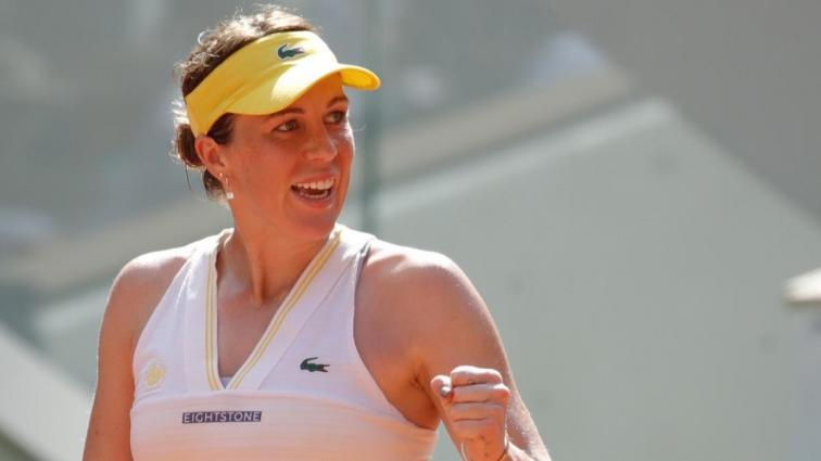 Roland Garros tek kadınlarda ilk finalist Anastasia Pavlyuchenkova