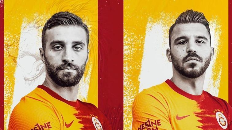 Son dakika Galatasaray haberleri... Alpaslan Öztürk ve Aytaç Kara Galatasaray'da