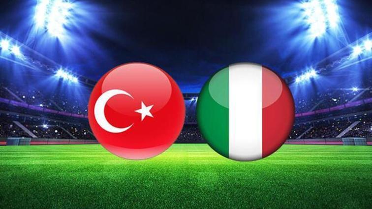 """Türkiye İtalya maçı saat kaçta başlayacak"""" Türkiye İtalya maçı hangi kanalda"""""""