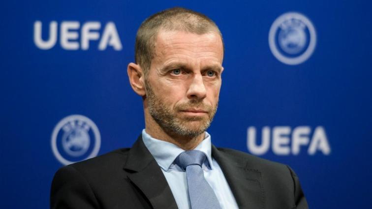 Aleksander Ceferin'den Christian Eriksen mesajı: Futbol ailesinin birliği o kadar güçlüdür ki...