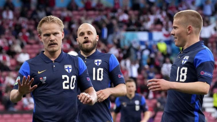 EURO 2020: Bitmeyen maçın galibi Finlandiya