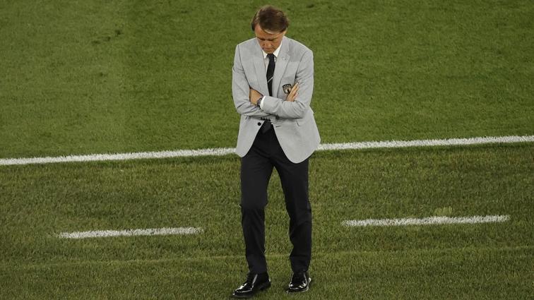 Roberto Mancini: İyi bir takıma karşı iyi oynadık; pozisyon vermedik
