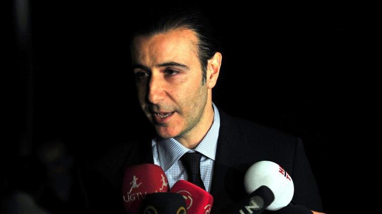 Eski Galatasaraylı yönetici Haldun Üstünel'den seçim açıklaması
