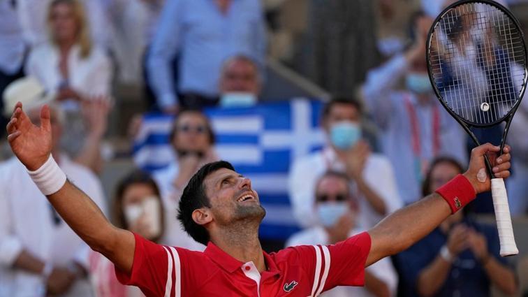 Fransa Açık'ta şampiyon Novak Djokovic! Federer ve Nadal'a bir adım daha yaklaştı