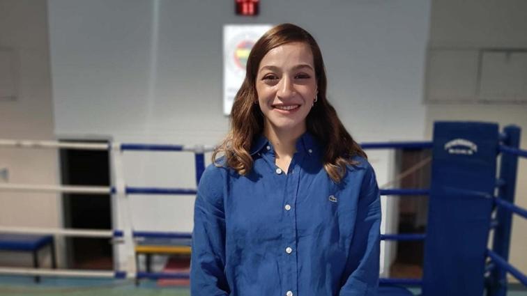 Buse Naz Çakıroğlu: Rol model olduk, hedefimiz olimpiyatlarda altın madalya