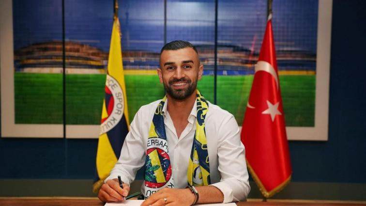 Son dakika Fenerbahçe haberleri... Serdar Dursun resmen Fenerbahçe'de