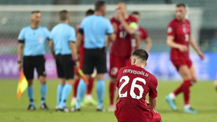 Umut Meraş ve Halil Dervişoğlu'ndan maç sonu açıklamaları