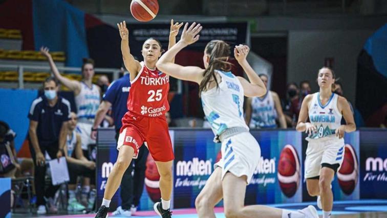 A Milli Kadın Basketbol Takımımız perdeyi mağlubiyetle açtı