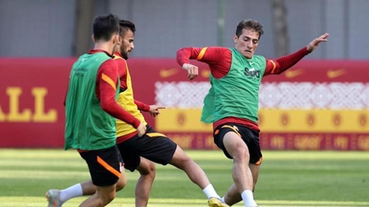 Galatasaray'da yeni sezon hazırlıkları devam ediyor