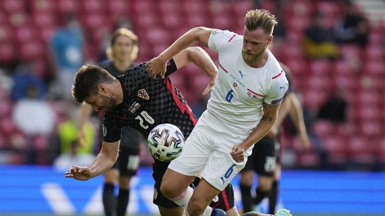 EURO 2020: Hırvatistan ile Çekya yenişemedi