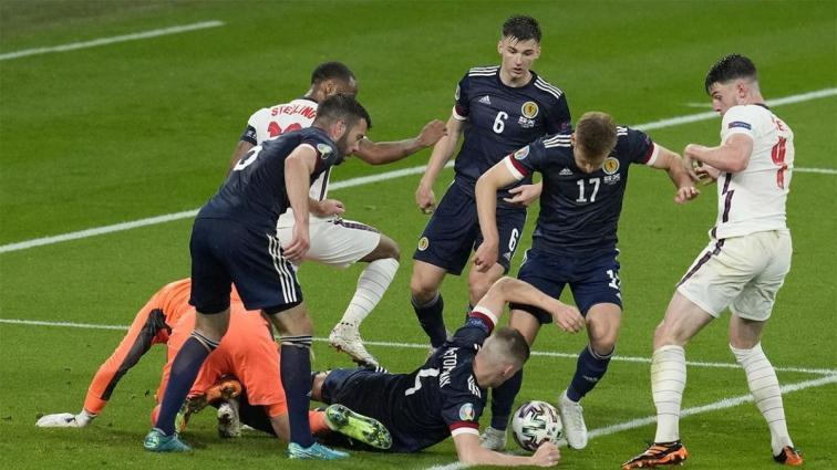 EURO 2020: Kör dövüşü! Britanya derbisinde kazanan yok