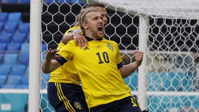 İsveç Slovakya'yı 1-0'la geçti, liderliğe oturdu