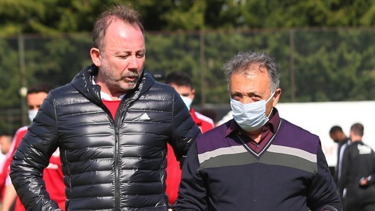 Sergen Yalçın Beşiktaş'a transfer taleplerini sundu